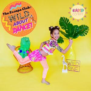8 The Escape Club Wild About Dance Socia