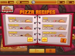 Pizza UI