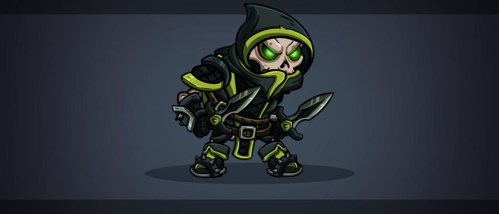 Skeleton Bandit