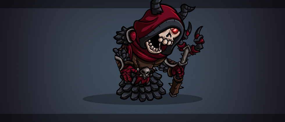 Skeleton Necromancer