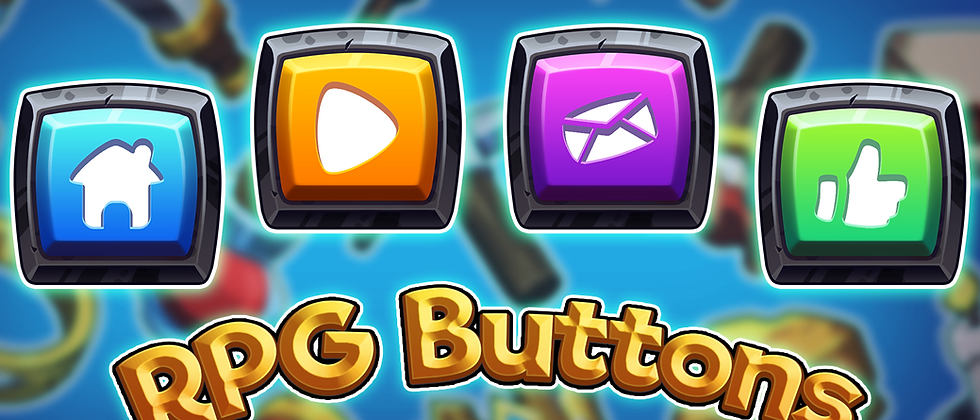 RPG Buttons