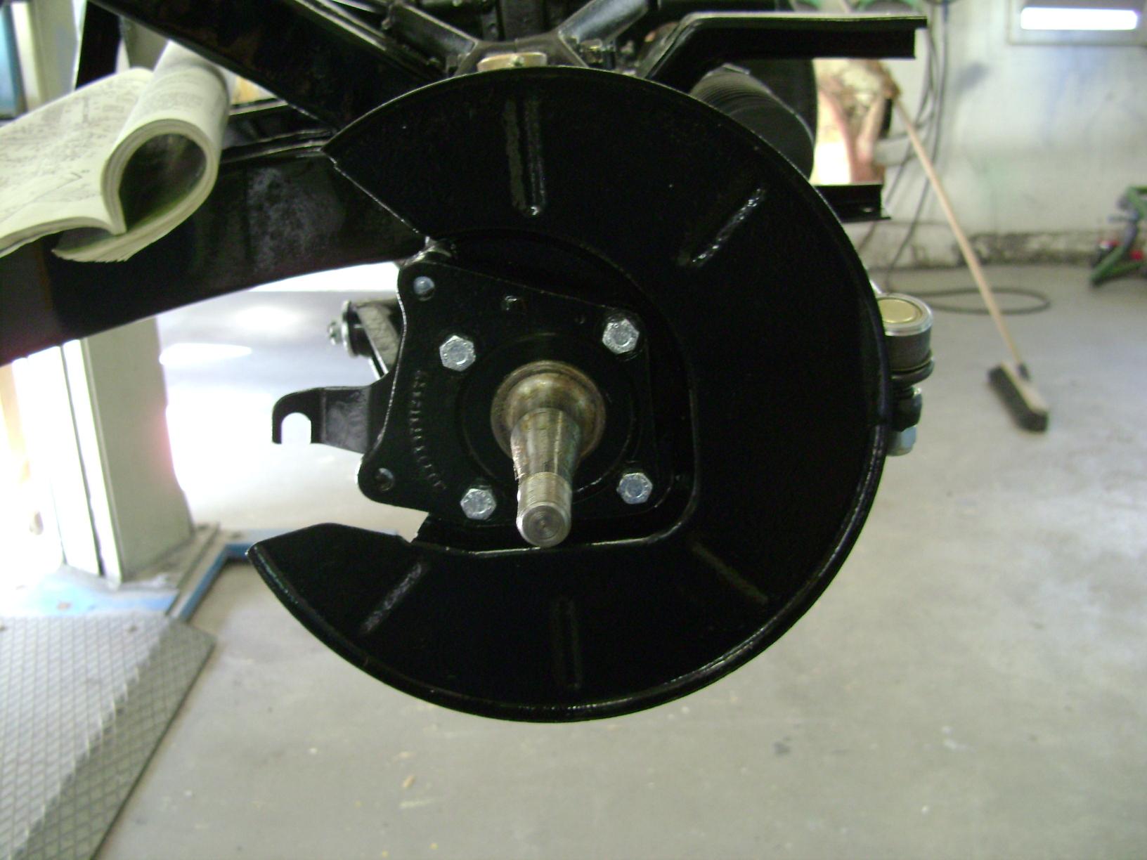 MG A II 197