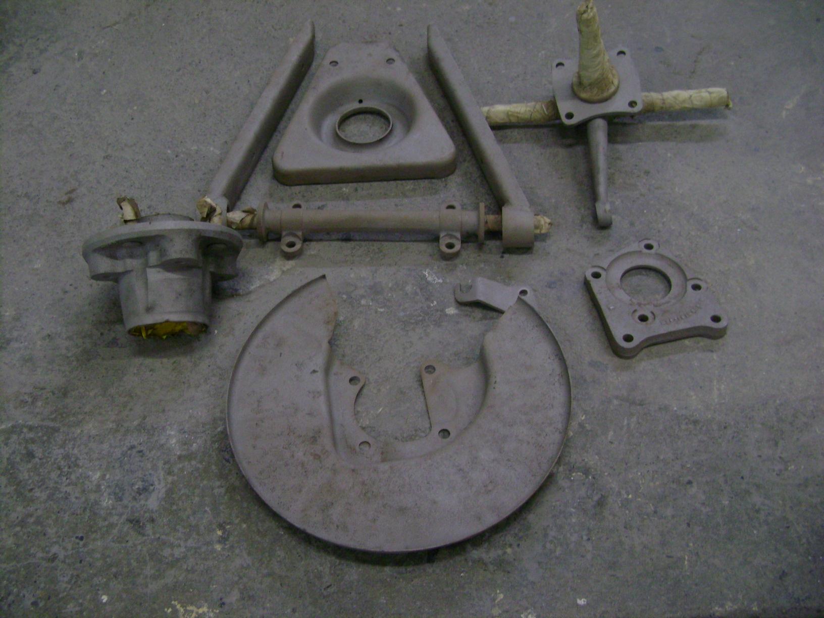 MG A II 095