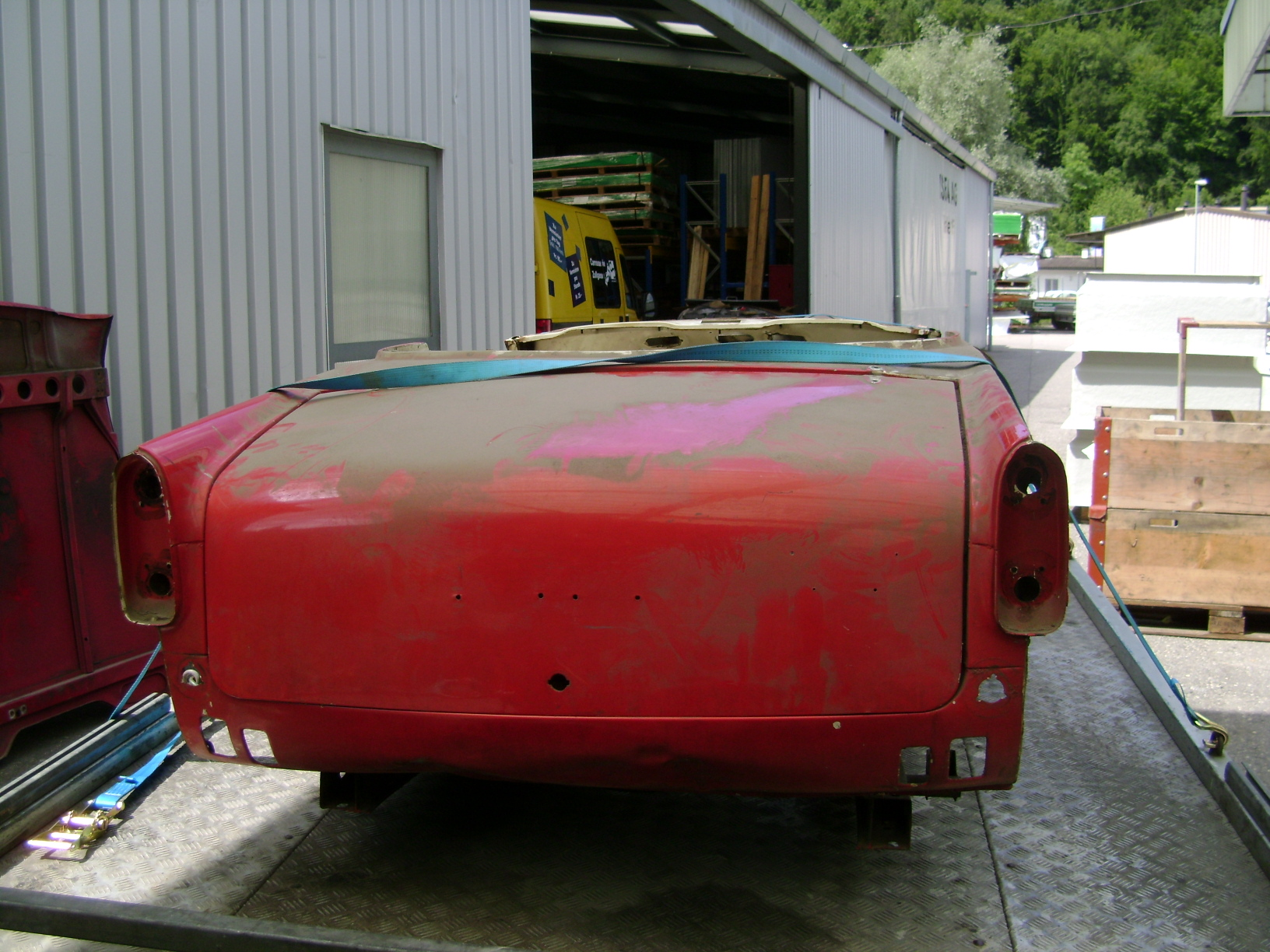 MG A II 147