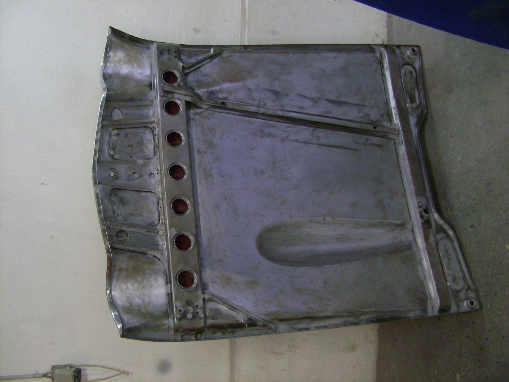 MG A II 207