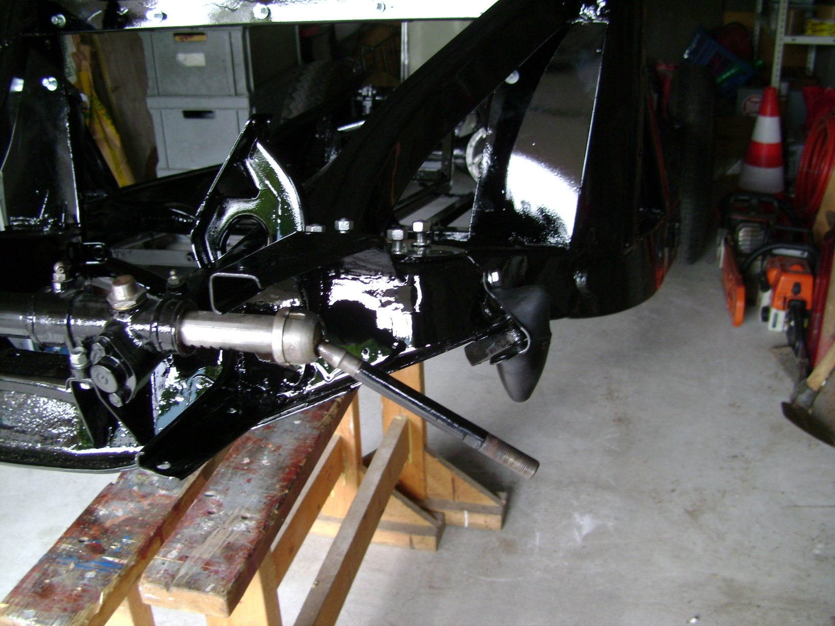 MG A II 105
