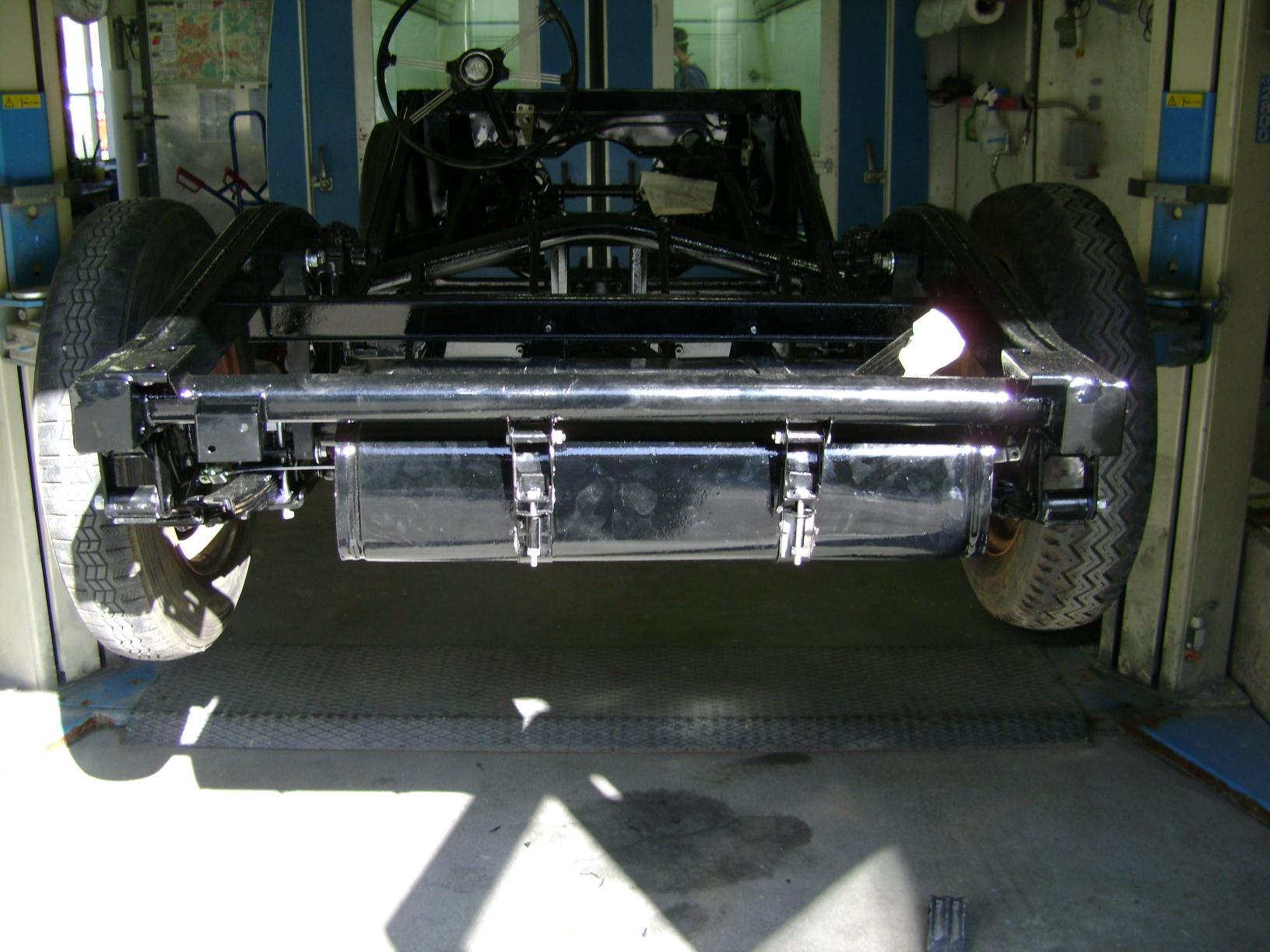 MG A II 196