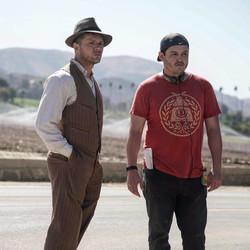 Sheldon directing Ryan Phillipe