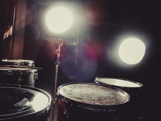 Наша фирменная расстановка барабанов