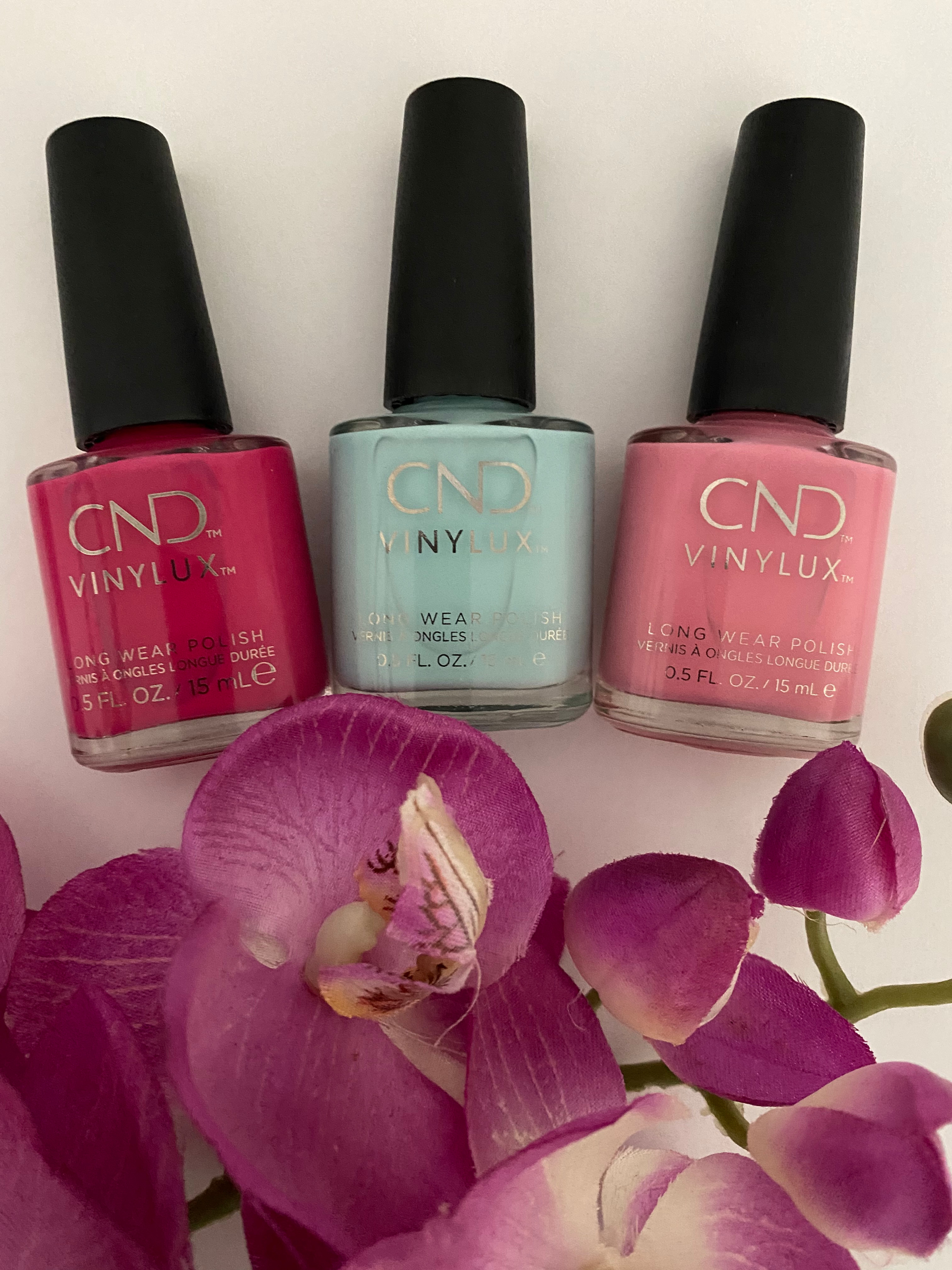 CND Vinylux 7 day wear Nail Polish