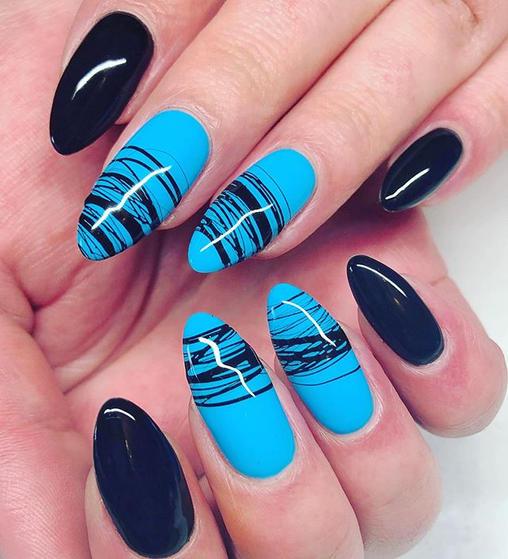 Spider Gel Nails