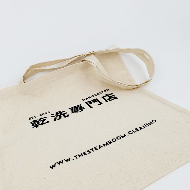 TSR CANVAS BAG