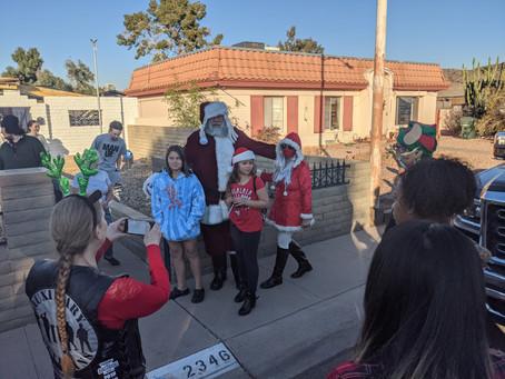 3rd Annual Helping Heroes Heal Sleigh Ride