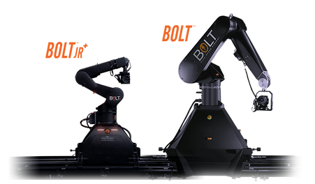 bolt, junior plus, to be production,mrmc, moco, motion control