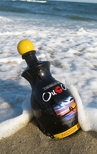 Tropical Fruit Rum Liqueur
