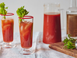 How To Make a Great Bloody Mary