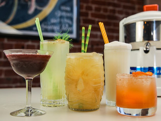 Your Cocktails Can Be Tasty and Healthy.
