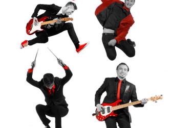 Кавер-группа London Jam выступит в Cosmohall