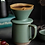 Thumbnail: Trio Ceramic Pour Over Coffee Maker Set