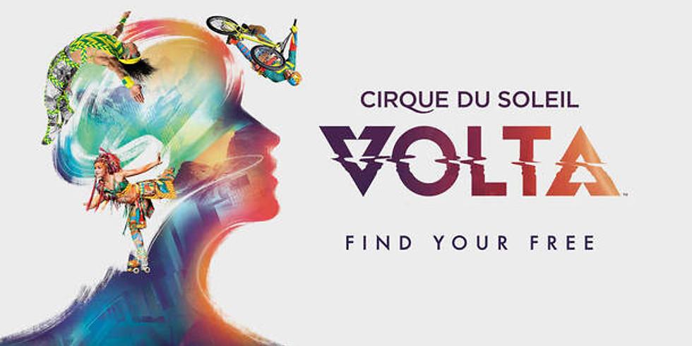 Cirque du Soleil's VOLTA in Los Angeles