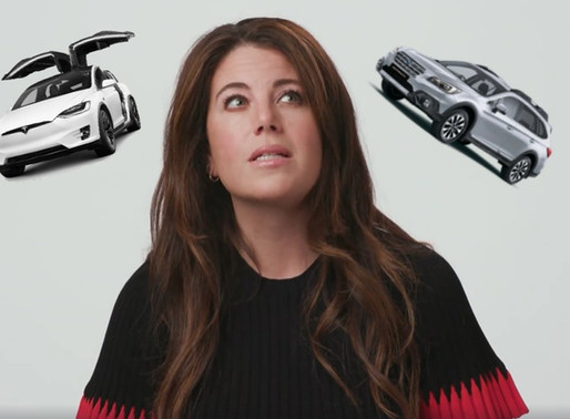 Elon Musk Responds To Monica Lewinsky's Tweet On Buying A Subaru vs. Tesla
