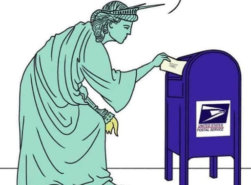 Tips On California Mail-In Voting For The 2020 General Election During The Covid-19 Pandemic