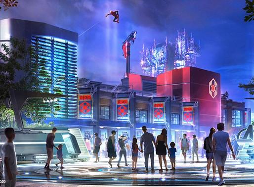 Marvel's Avengers Campus Comes to Disneyland's California Adventure Park - Anaheim