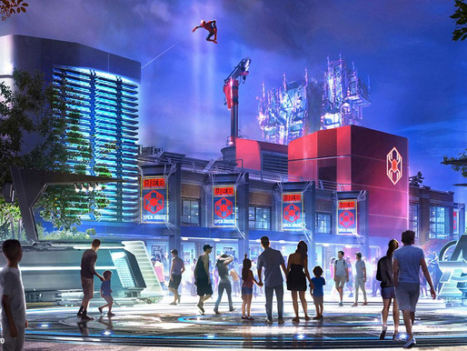 Marvel's Avengers Campus Comes to Disneyland's California Adventure Park - Anaheim