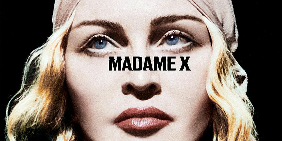 MADONNA - MADAME X Tour - The Wiltern