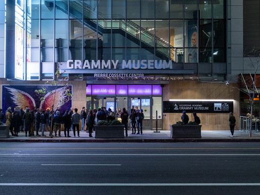 DTLA: Grammy Museum announces May 21st re-opening after yearlong pandemic closure