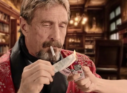 Disgraced Anti-virus Software Creator John McAfee Arrested In Spain and Charged with Tax Evasion