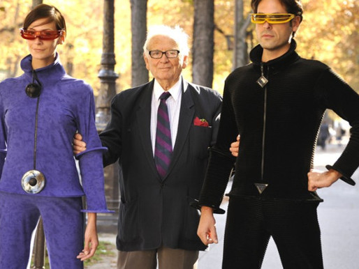 Legendary French Fashion Designer Pierre Cardin Passes Away at 98