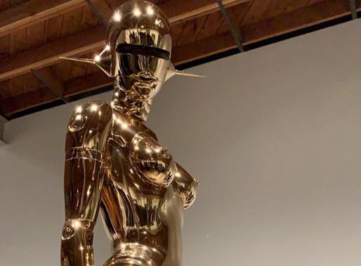 'Tokyo Pop Underground' at the Jeffrey Deitch Gallery Los Angeles - Hajime Sorayama, Haroshi + More