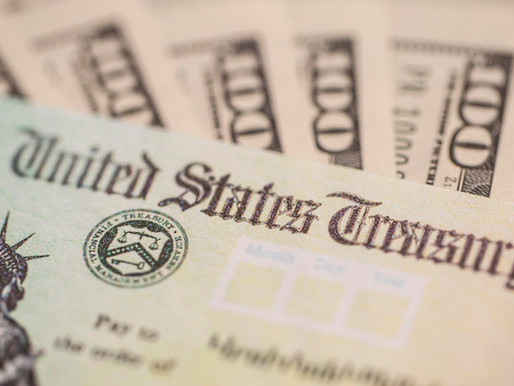 US Treasury Send Out $242 Billion Stimulus Checks To More Than 100 Million Taxpayers