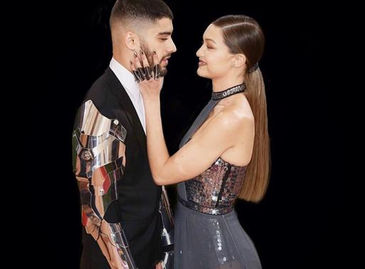 Gigi Hadid and Zayn Malik Baby Gender Reveal - It's a Girl!