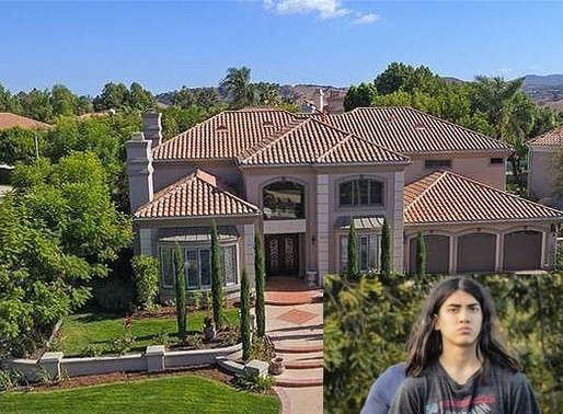 Blanket 'Bigi' Jackson Buys a $2.6 Million Home In Calabasas For 18th Birthday