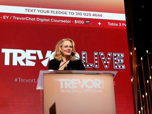 "Cybill Shepherd honored at ""TrevorLIVE"" Los Angeles Gala 2019"