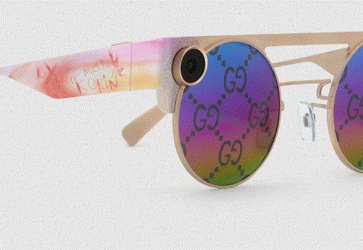 Gucci by Harmony Korine x Spectacles 3 for Art Basel 2019