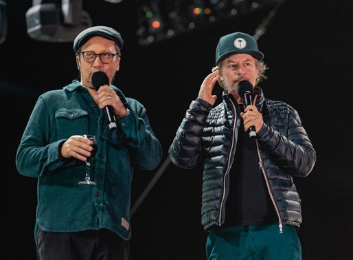 Comedy In Your Car: Honk If You Love David Spade and Rob Schneider