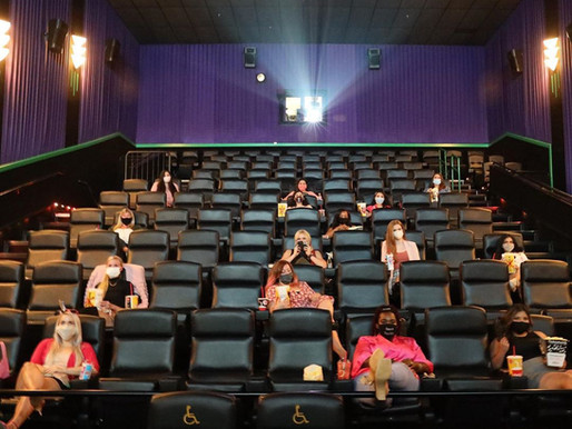 A First Look at Covid-19 Safety Protocols for Movie Chains - Regal Cinema, Cinemark and AMC Theaters