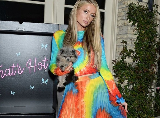 Paris Hilton & Friends Celebrate 'This Is Paris' Documentary World Premiere Party