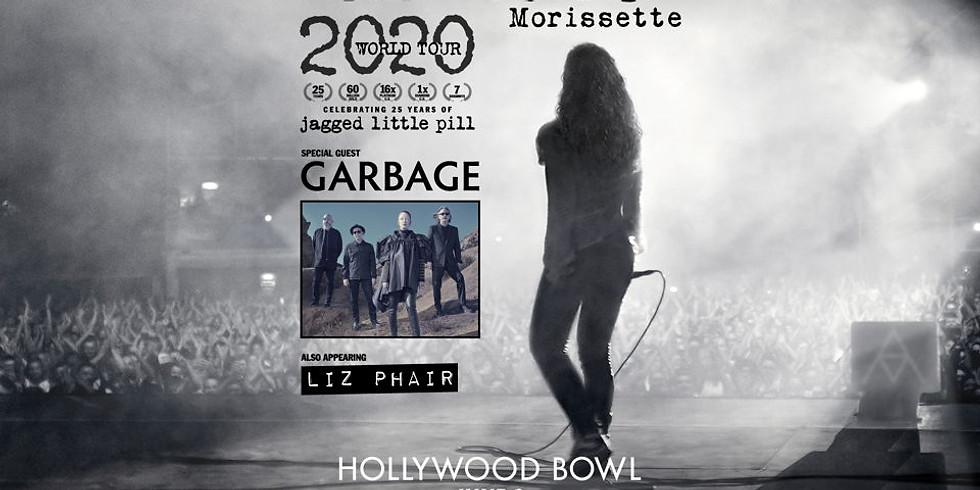 Alanis Morissette Garbage  Liz Phair - Los Angeles