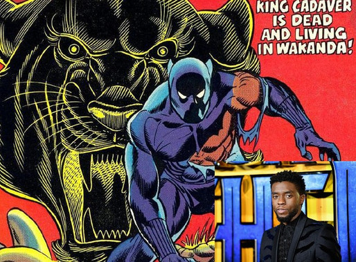 200 Black Panther Comics Are Free On Comixology In Honor of The Late, Chadwick Boseman