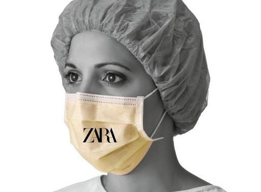Zara's Parent Company 'Inditex' To Help Manufacture Hospital Masks to Aid Coronavirus Relief Efforts