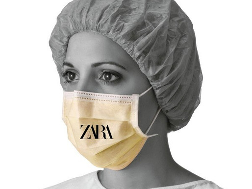 Zara's Parent Company 'Inditex' To Help Manufacture Hospital Masks to Aid Coronavirus Relief Efforts