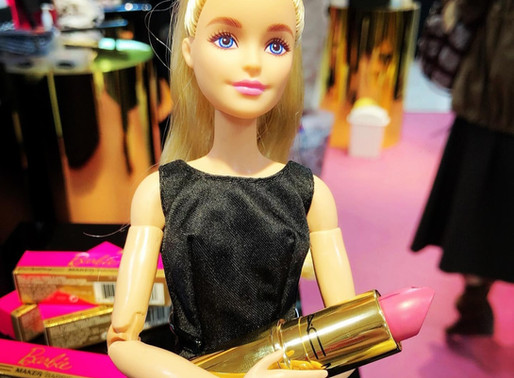 Barbie Celebrates 61st Birthday with The Launch of Exclusive @BarbieStyle x MAC Cosmetics Lipstick