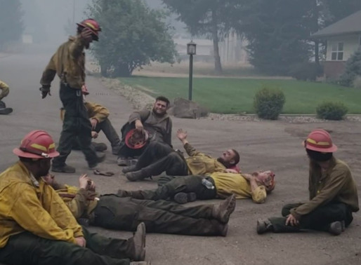 Sing-a-Long Video of Exhausted Grizzly Firefighters Battling Oregon Lionshead Fire Goes Viral