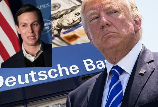 Trump's Private Bankers Resign from Deutsche Bank