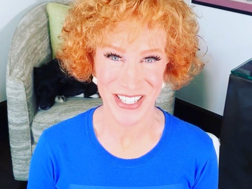 Comedian Kathy Griffin Reveals Lung Cancer Diagnosis