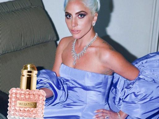 "Lady Gaga x Valentino - A New Fragrance is Born ""Voce Viva"""